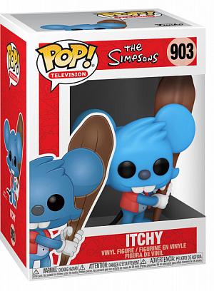 Фигурка Funko POP Simpsons – Itchy (52958)
