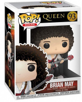 Фигурка Funko POP Rocks: Queen – Brian May (33720)