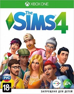 Sims 4 (Xbox One) от GamePark.ru