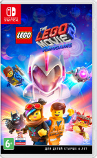 LEGO Movie 2 Videogame (Nintendo Switch)