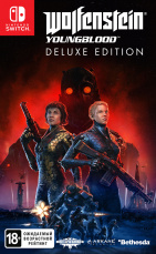 Wolfenstein: Youngblood. Deluxe Edition (Nintendo Switch)
