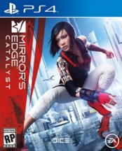 Mirror's Edge Catalyst (PS4) (GameReplay)