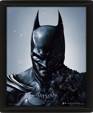 3D-постер Batman Arkham: Origins – Batman/Joker (EPPL71102)