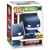 Фигурка Funko POP DC Holiday – Silent Knight Batman (Exc) (51673)