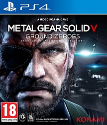 Metal Gear Solid 5(V): Ground Zeroes (PS4)
