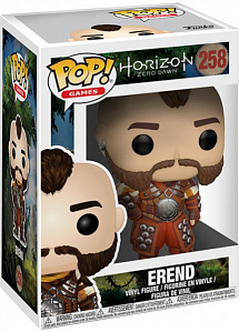Фигурка Funko POP! Vinyl: Games: Horizon Zero Dawn: Erend