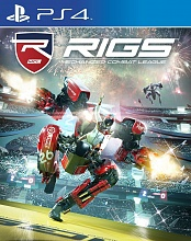 RIGS Mechanized Combat League VR (PS4) (GameReplay)