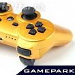 Скриншот Controller Wireless Dual Shock 3 Gold, 1