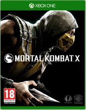 Mortal Kombat X (Xbox One) (GameReplay)