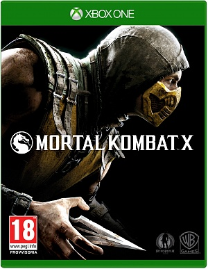 Mortal Kombat X (Xbox One) (Б/У)