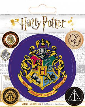 Наклейки Pyramid – Harry Potter (Hogwarts)