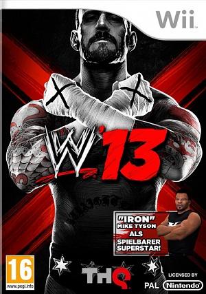 WWE '13 (Wii)