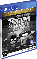 South Park: The Fractured but Whole. Gold Edition (PS4) (GameReplay)