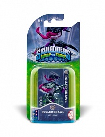 Skylanders Swap Force. Roller Brawl