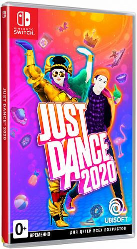 Just Dance 2020 (Nintendo Switch) фото