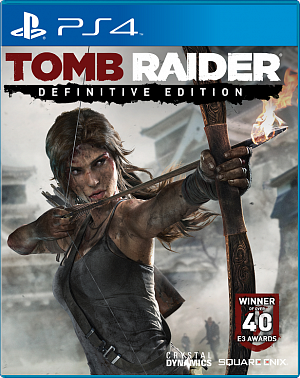 Tomb Raider: Definitive Edition (PS4) (GameReplay) Square Enix