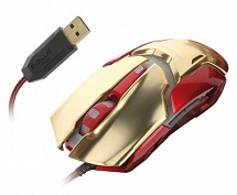 Мышь IRON MAN Wired Gaming Mouse EMS610GOAA-EU