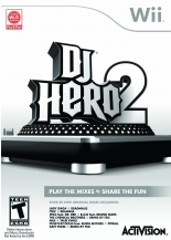 Dj Hero 2 Bundle (Wii)