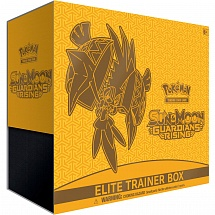 Элитный Набор SM2 / SM02 GUARDIANS RISING ELITE TRAINER BOX EN