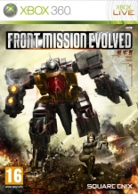 Front Mission Evolved (Xbox 360) (GameReplay)