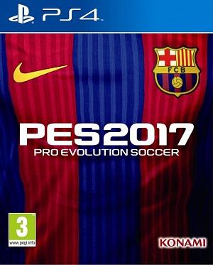 Pro Evolution Soccer 2017: Barcelona Edition (PS4)