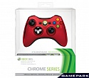 Скриншот Controller Wireless R Chrome Series Red, 5