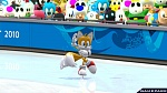 Скриншот Mario & Sonic at the Olympic Winter Games (Wii), 5