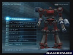 Скриншот Armored Core: Nexus, 2