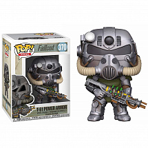 Фигурка Funko POP Games – Fallout S2: T-51 Power Armor