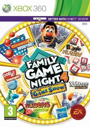 Family Game Night vol.4 (Xbox 360)