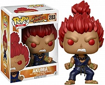 Фигурка Funko POP! Vinyl: Games: Street Fighter: Akuma