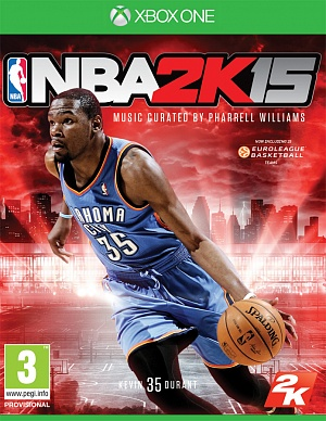 NBA 2K15 (XboxOne)