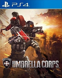 Resident Evil: Umbrella Corps (PS4)