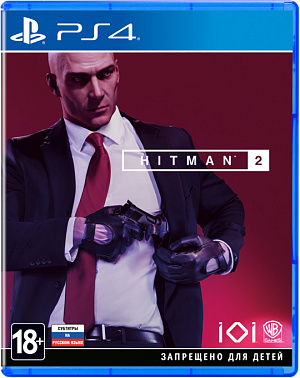 Hitman 2 (PS4) - версия GameReplay фото