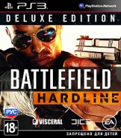 Battlefield Hardline Deluxe Edition (PS3) (GameReplay)