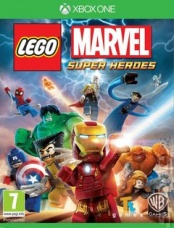 Lego Marvel Super Heroes (Xbox One) (GameReplay)
