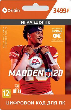 Madden NFL 20 (PC-цифровая версия) фото