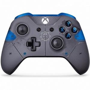 Беспроводной геймпад - Gears of War 4 blue (XboxOne)