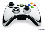 Скриншот Controller Wireless R Chrome Series Silver, 1