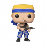 Фигурка Funko POP Games: Contra – Bill