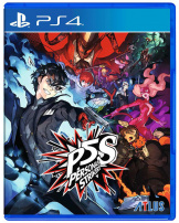Persona 5 – Strikers (PS4)