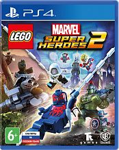LEGO Marvel Super Heroes 2 (PS4) (GameReplay)