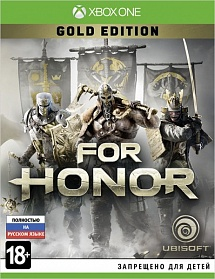 For Honor. Gold Edition  (XboxOne)