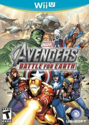 Marvel Avengers: Battle for Earth (Wii U)