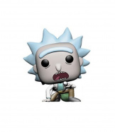 Фигурка Funko POP Rick & Morty – Get Schwifty Rick (Exc)