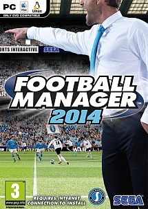 Football Manager 2014 (PC) (DVD)