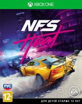 Need for Speed Heat (Xbox One) - версия GameReplay