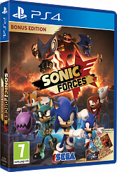 Sonic Forces [PS4] (GameReplay)