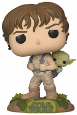 Фигурка Funko POP Star Wars – Training Luke with Yoda (46768)