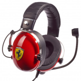 Игровая гарнитура Thrustmaster T.Racing Scuderia Ferrari Edition (PS4 / Xbox One / Nintendo Switch / PC)